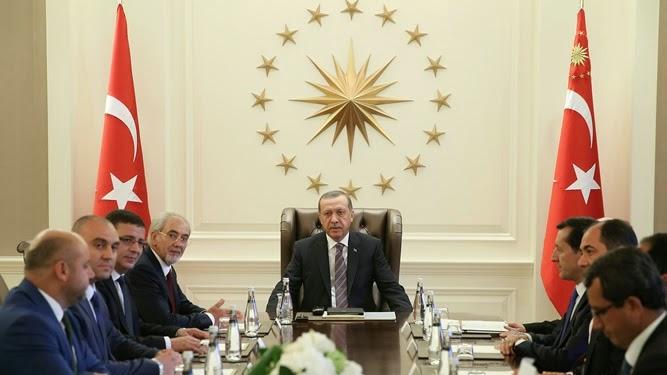 ДПС и Ердоган в дружеска прегръдка