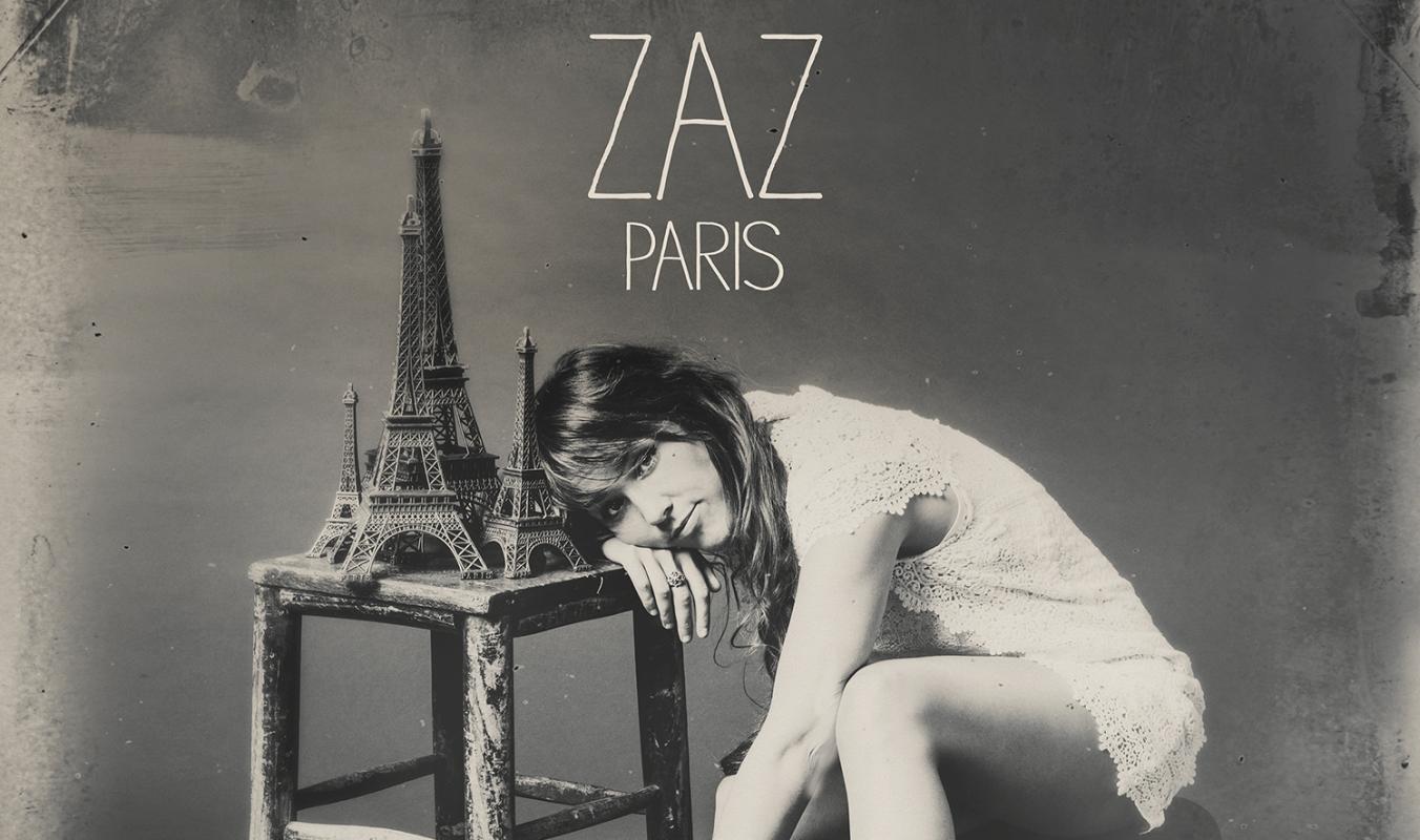 ZAZ издава албума Paris
