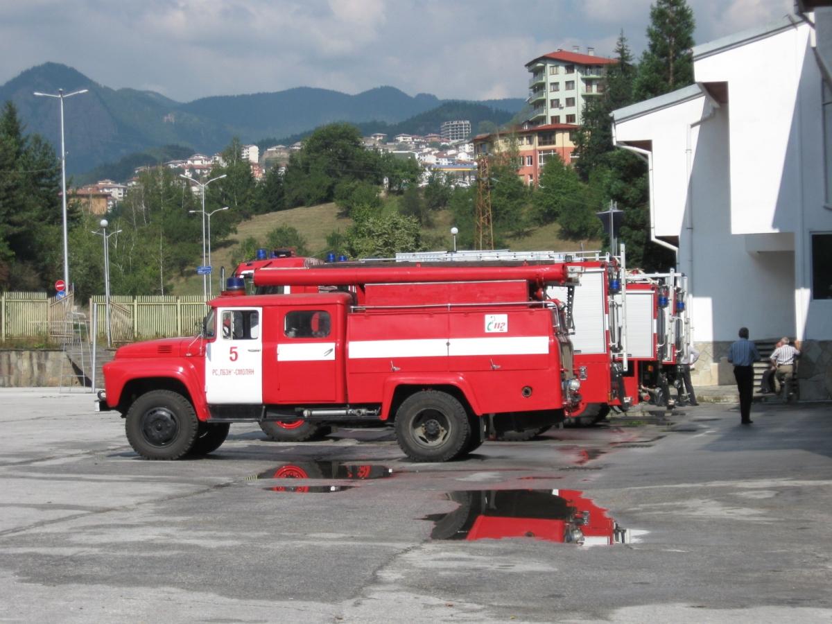 Днес българските пожарни ще отбележат професионалния си празник