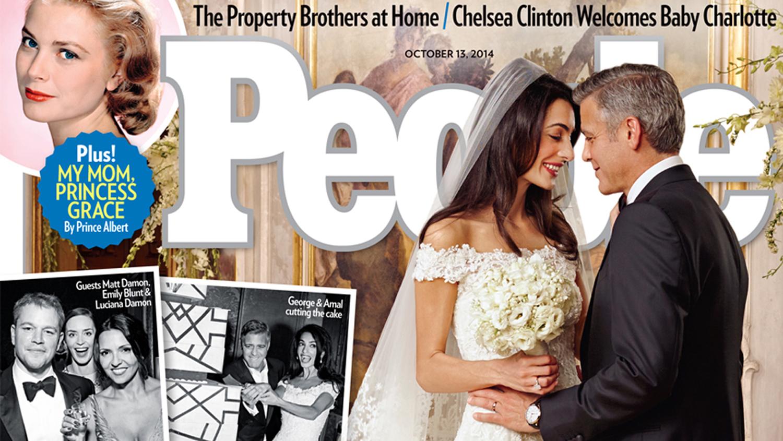 Сватбата на 2014 - първи кадри