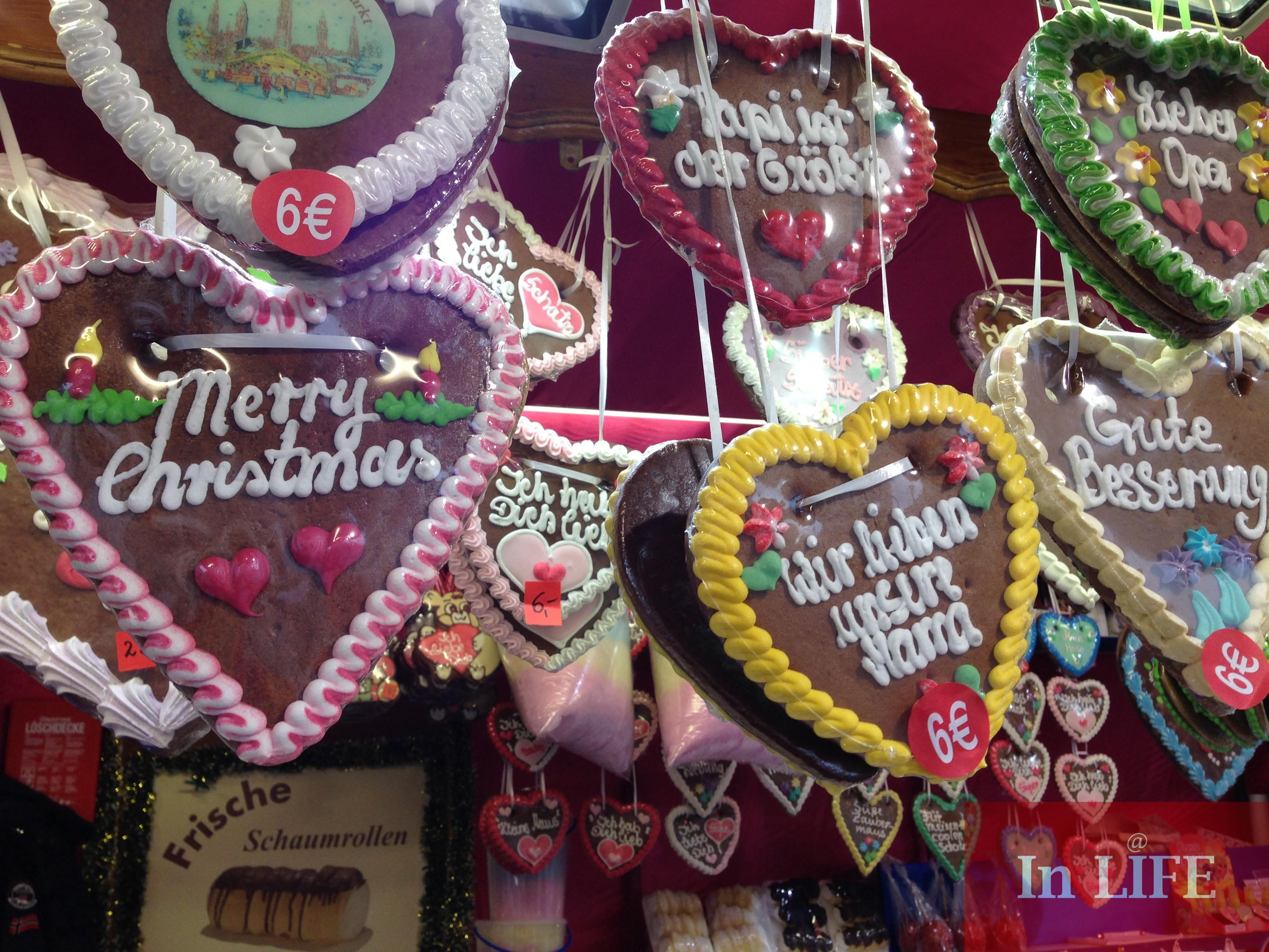 Джинджифилово Коледно сърце