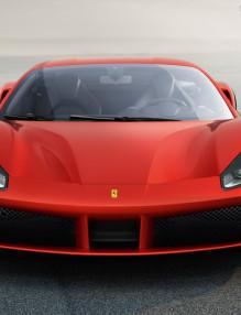 Ferrari 488 GTB - представление за рождения ден на Енцо Ферари