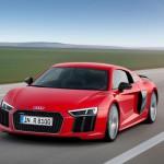 2016 Audi R8 - най-бързото и мощно Audi досега