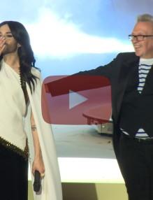 Жан Пол Готие и неговият грандиозен спектакъл на Life Ball 2015