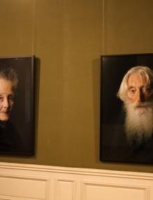 """""""Различните Аз"""" - изложба на Пиер Гонор"""