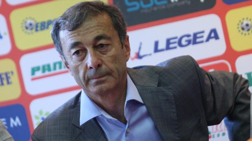 Марков: 2016-а ще е добра година за ЦСКА, нещата само ще се подобряват