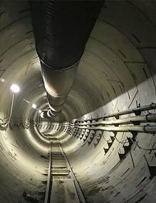 тунел на Илон Мъск